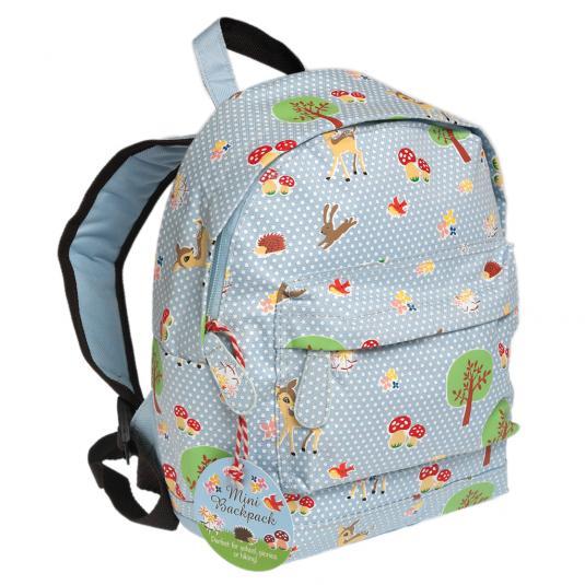 Woodland Mini Backpack