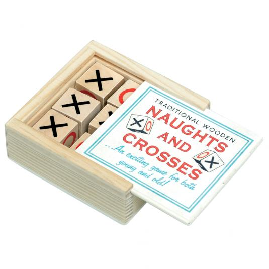 Traditional Naughts & Crosses game