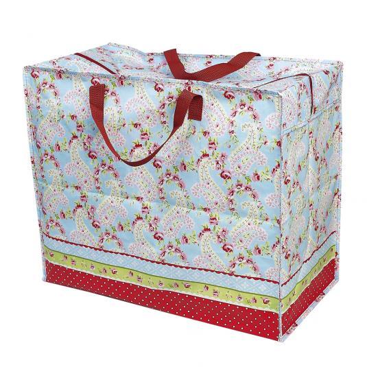 Paisley Park Design Jumbo Storage Bag