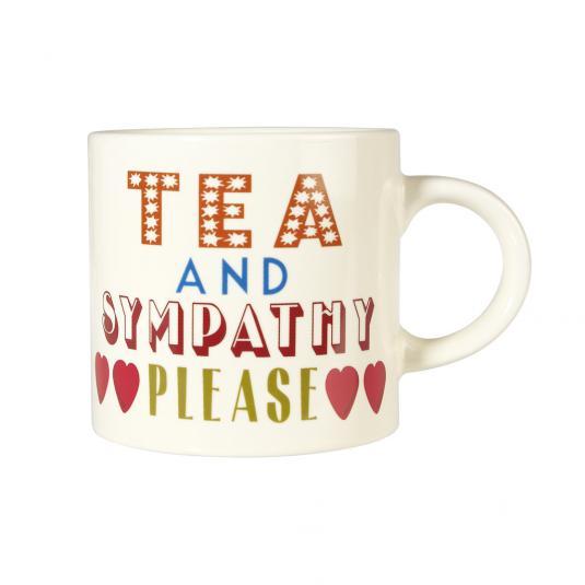 Tea And Sympathy Please Mug