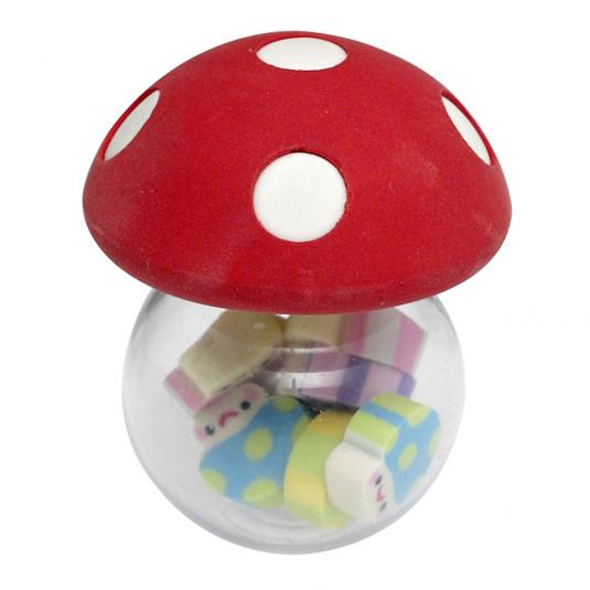 Mushroom rubbers Set
