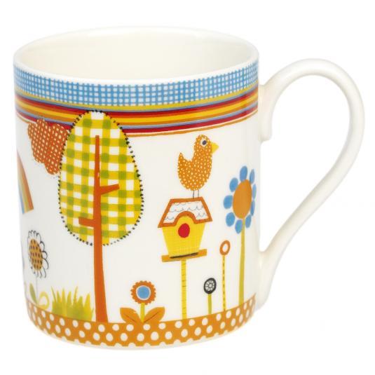 Small Birdy design Mug