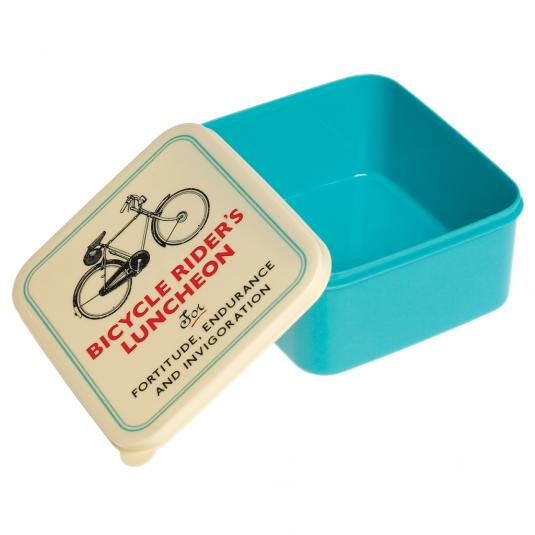 Lunch Box Bicycle Rider's Luncheon