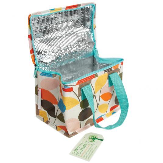 Vintage Ivy Design Cool Bag