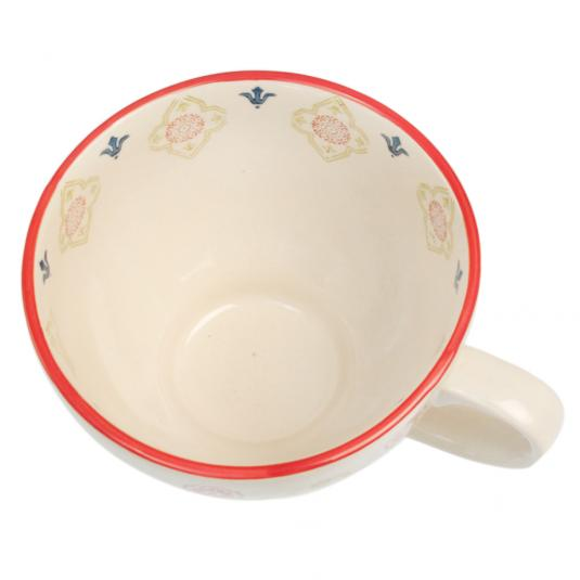 Stoneware Coffee Cup Medina Tile