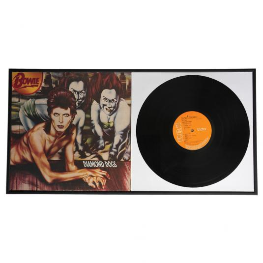 12 inches LP Record Frame Double