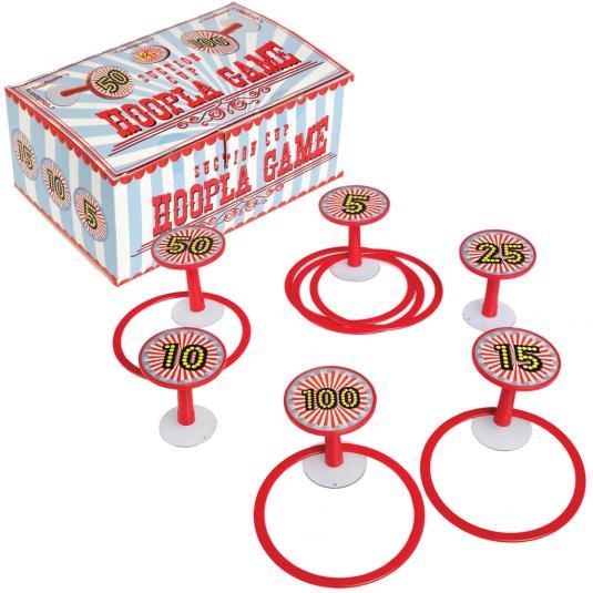 Traditional Hoopla Game