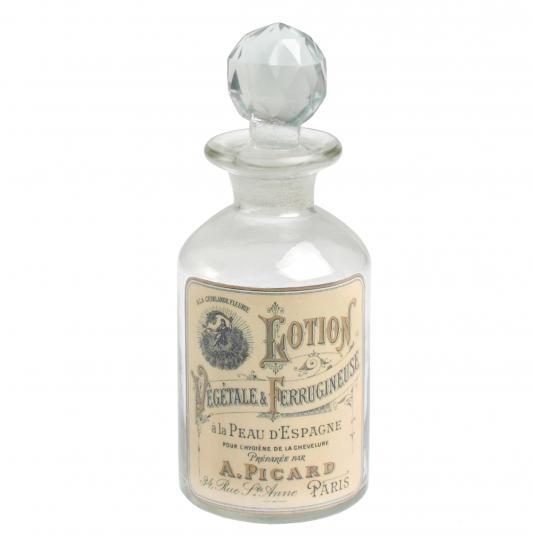 Lotion Glass Perfume Bottle