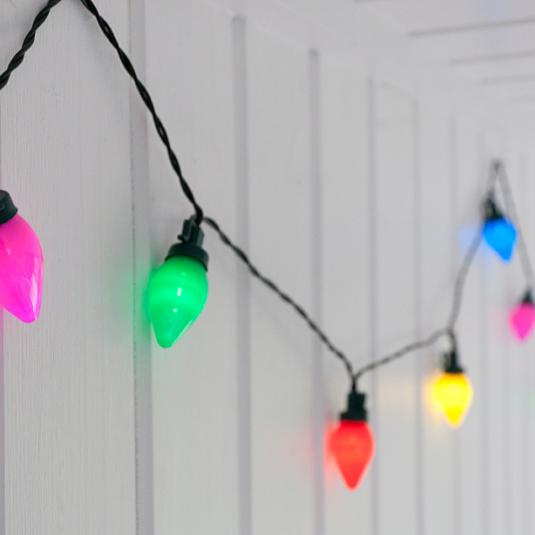 Colourful Led Battery Party Lights