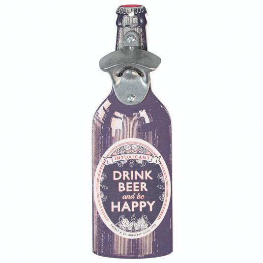 Giant Purple Bottle Opener