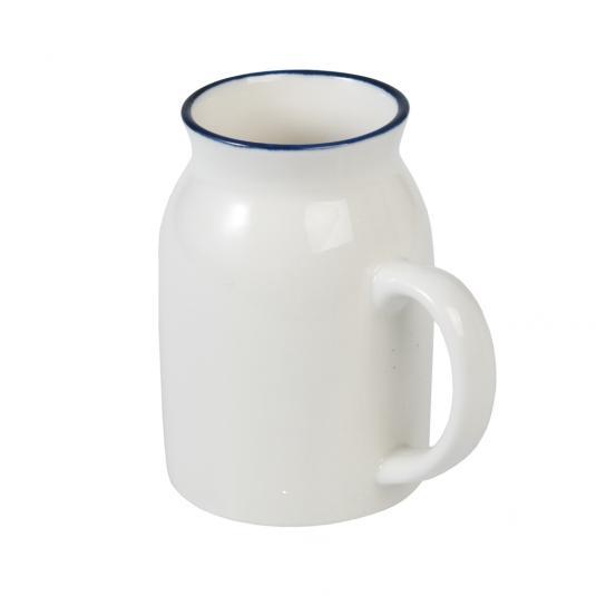 Ceramic Mini Milk Jar