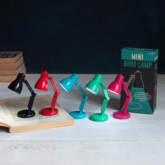 Mini Reading Book Lamps