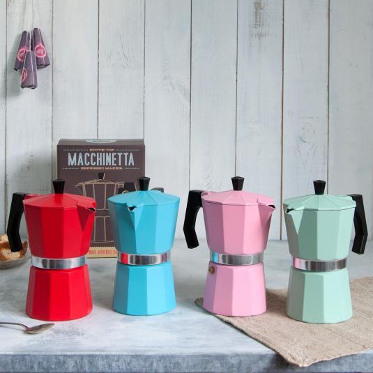 Classic Espresso Coffee Pots