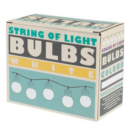 LED Bulb Shaped Lights