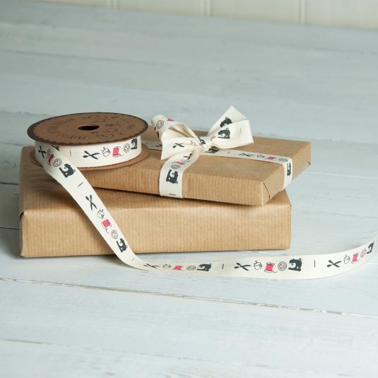 Haberdashery Printed Ribbon