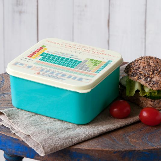 Periodic Table Lunch Box