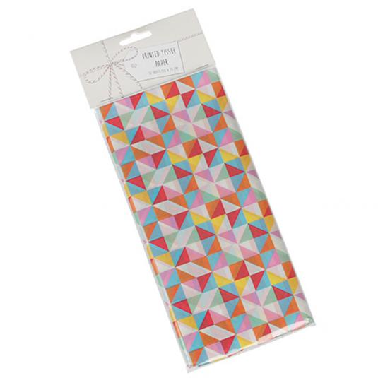 10 Sheets of Gift Wrapping Tissue Paper