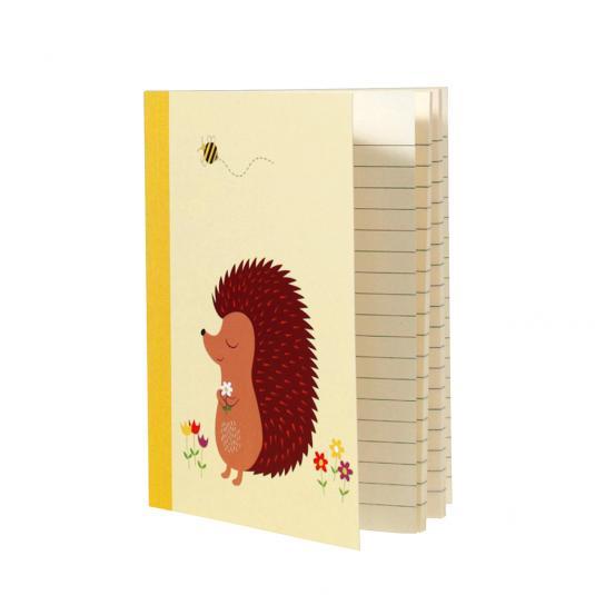 Honey The Hedgehog Notebook A6