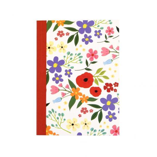 Summer Meadow A6 Notebook