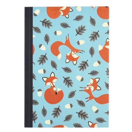 Rusty The Fox Notebook