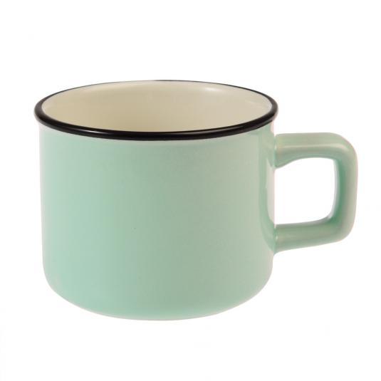 Mint Green Espresso Mini Mug