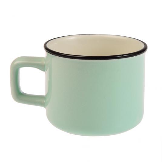 Mint Green Espresso Cup