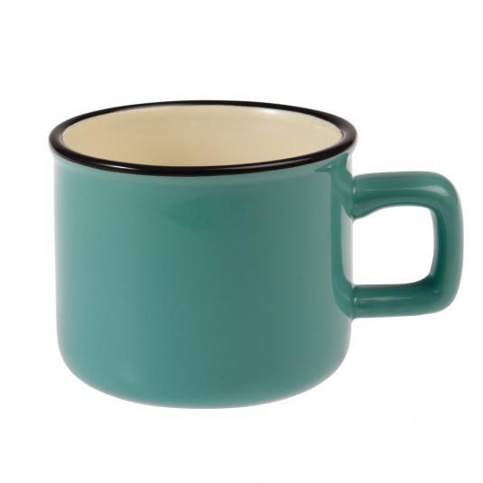 Turquoise Espresso Mini Mug
