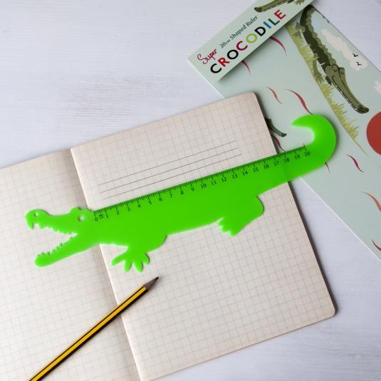Crocodile Ruler