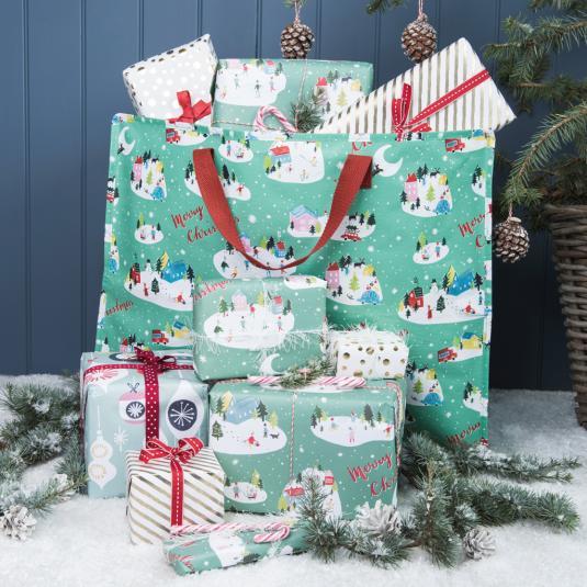 Christmas Wonderland Jumbo Bag