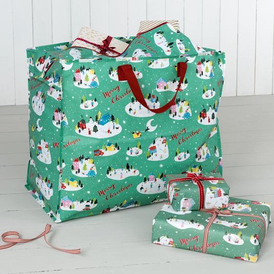 Christmas Wonderland Storage Bag