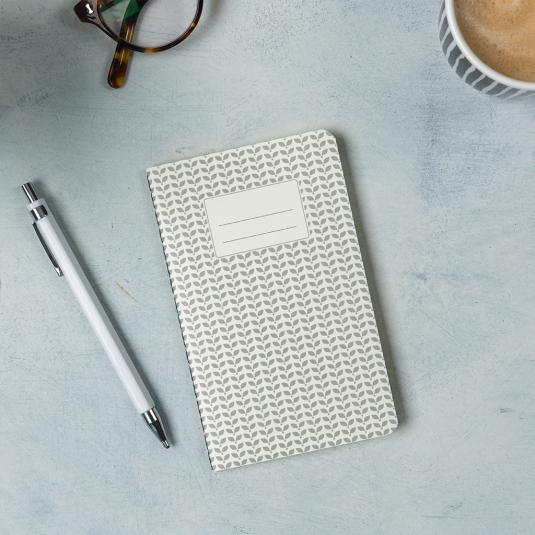 Small Grey Notebook