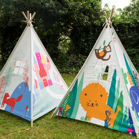 Kids Tipi Tents