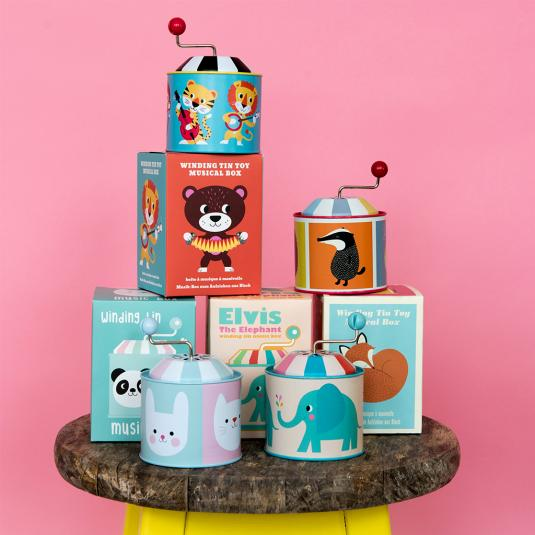 Music Boxes for Kids