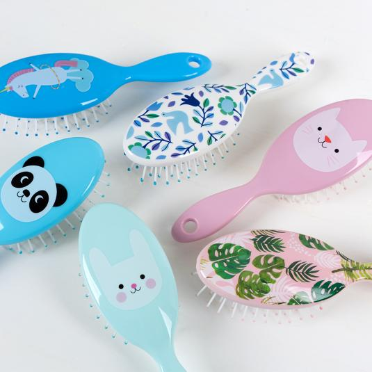 Small hairbrushes for kids