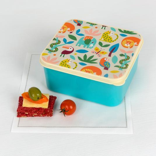 Wild Wonders lunch box