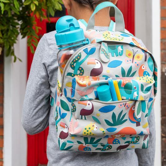 Wild Wonders Print Kids' Mini Backpack
