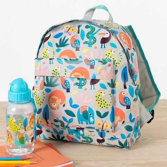 jungle animal prints Children's Backpack