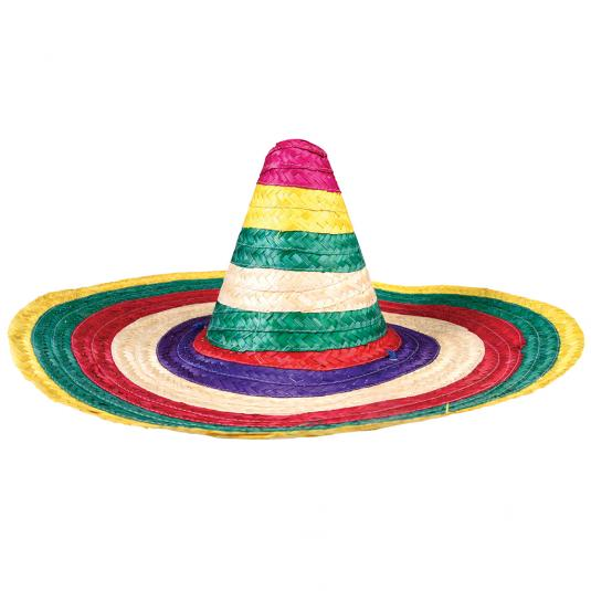Sombrero Mexican style