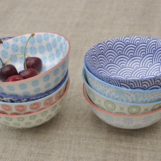 Japanese Blossom Bowls
