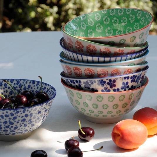 Japanese Style Porcelain Bowls
