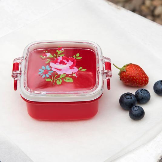 La Petite Rose Floral Mini Snack Box