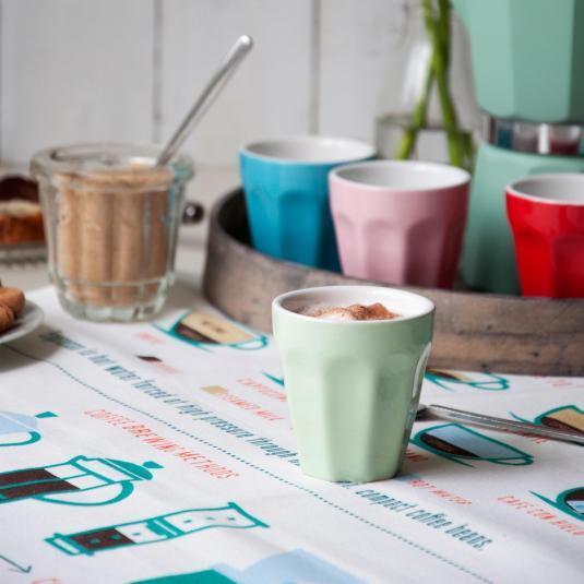 Green Espresso Shot Cup