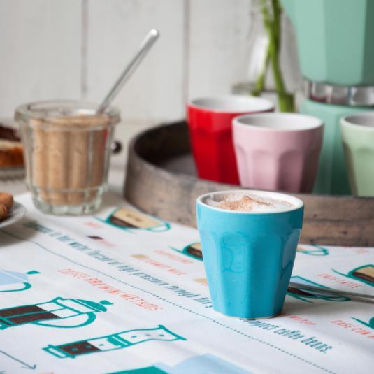 Blue Espresso Shot Cup