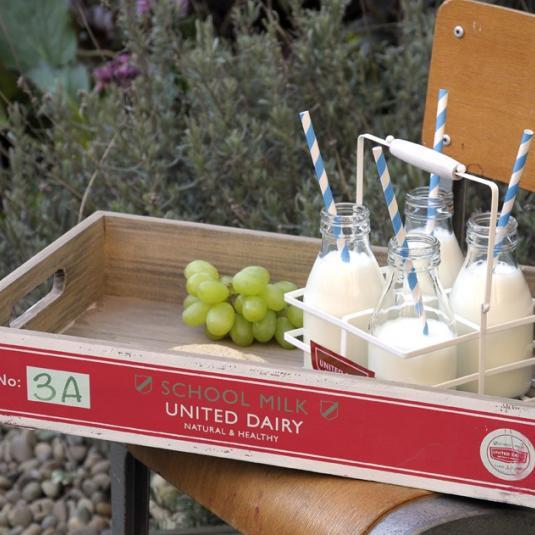 School Milk Set