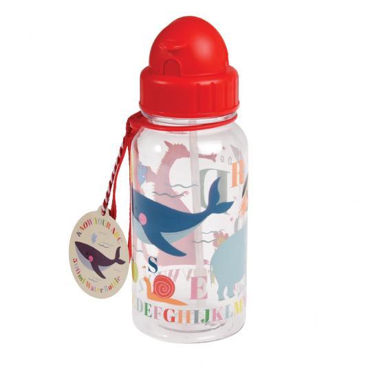 Alphabet Kids Water Bottle