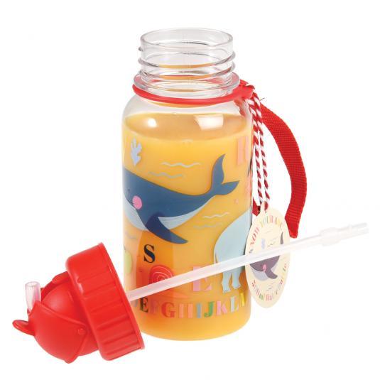500ml plastic water bottle
