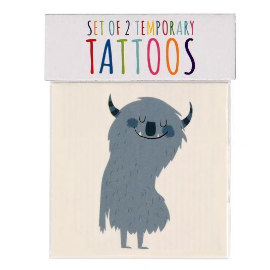 Children's temporary tattoos