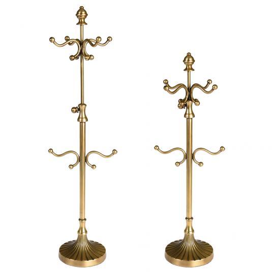 Amelie Brass Jewellery Stand