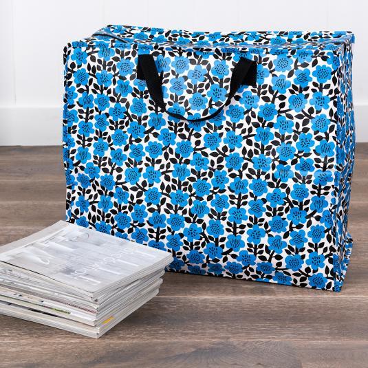 Astrid Flower Jumbo Bag