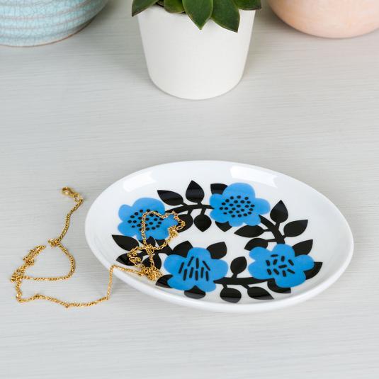 Astrid Flower Trinket Tray